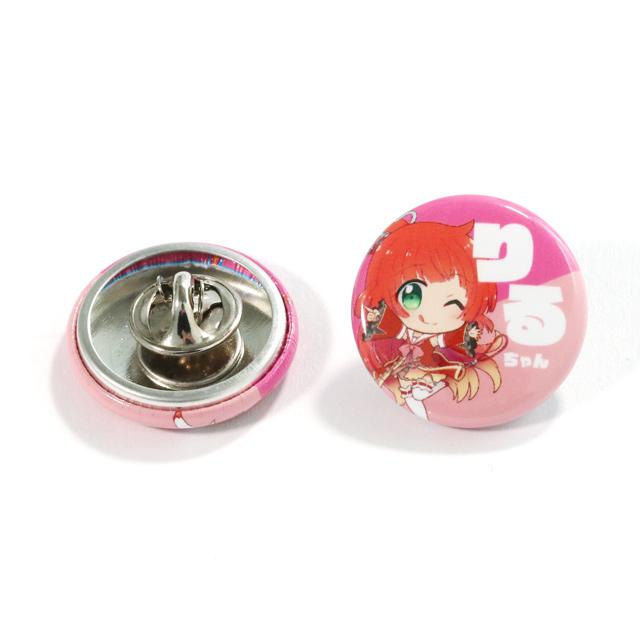 缶ピンバッジ(25mm)小ロット